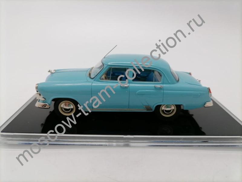 Коллекционная масштабная модель 1:43 Горьковский автомобиль M-21В 1958 г. ICV-010B