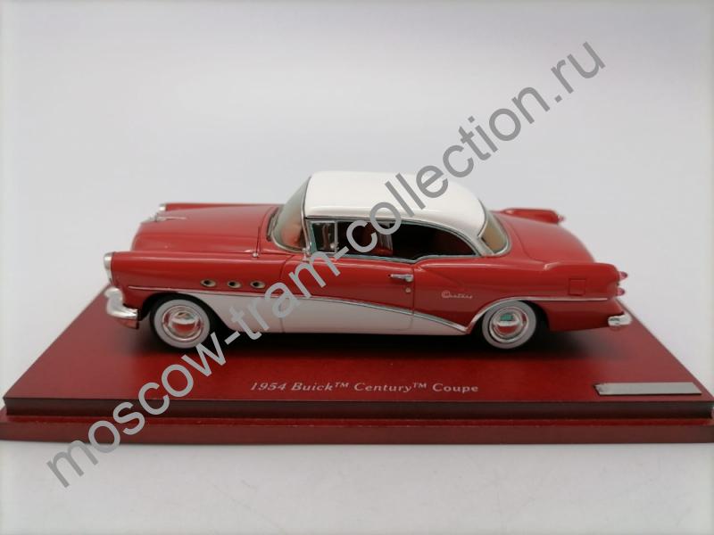 Коллекционные масштабные модели Buick Century Coupe 1954