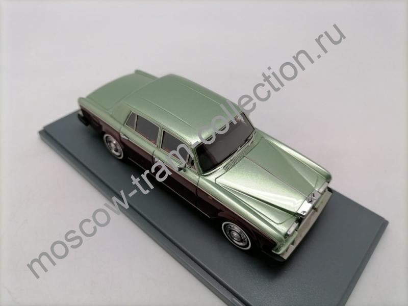 Коллекционная масштабная модель 1:43 Rolls Royce - Silver Shadow II RHD 1978