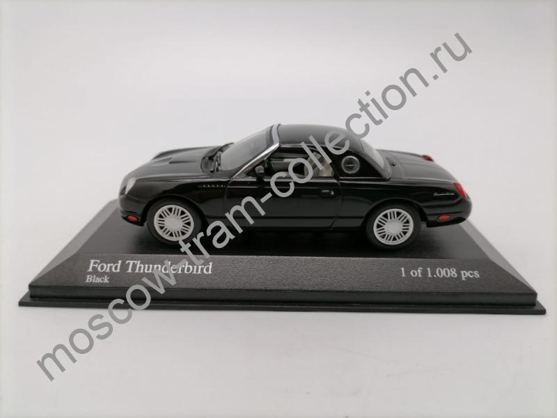 Коллекционная масштабная модель 1:43 Ford Thunderbird