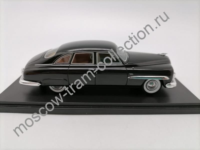 Коллекционная масштабная модель 1:43 LINCOLN Cosmopolitan Town Sedan (1949), black арт.47010