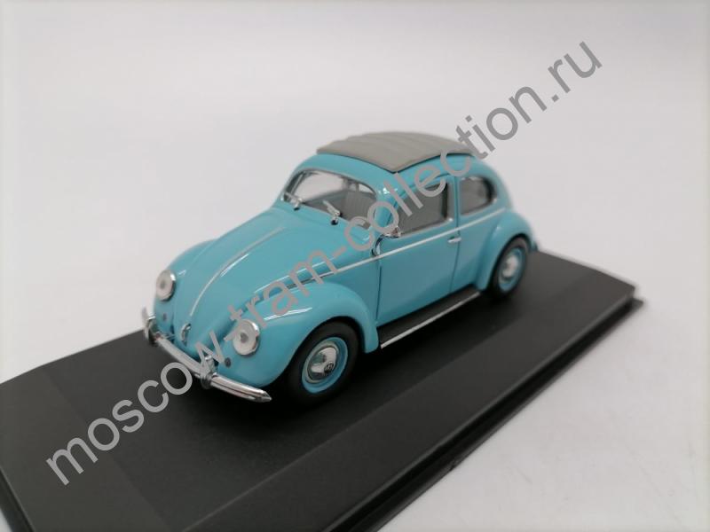 Коллекционная масштабная модель 1:43 Volkswagen 1200 Export