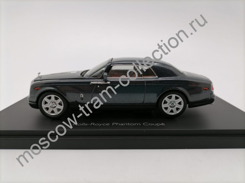 Коллекционная масштабная модель 1:43 Rolls Royce Phantom Coupe