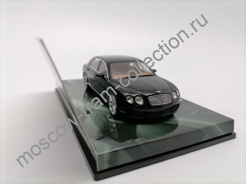 Коллекционная масштабная модель 1:43 Bentley Continental Flyind (2005g) black арт.436 139460