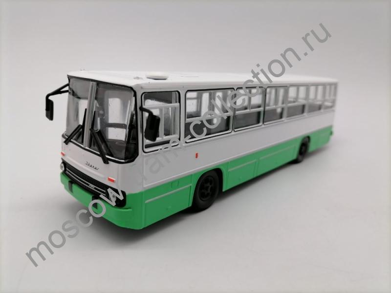 Коллекционная масштабная модель 1:43 Выпуск №-25, Икарус-260.06