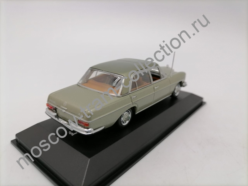 Коллекционная масштабная модель 1:43 Mercedes-Benz 300 Sel 6.3