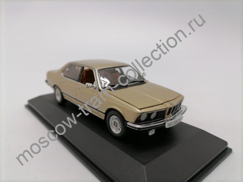 Коллекционная масштабная модель 1:43 BMW 733 I