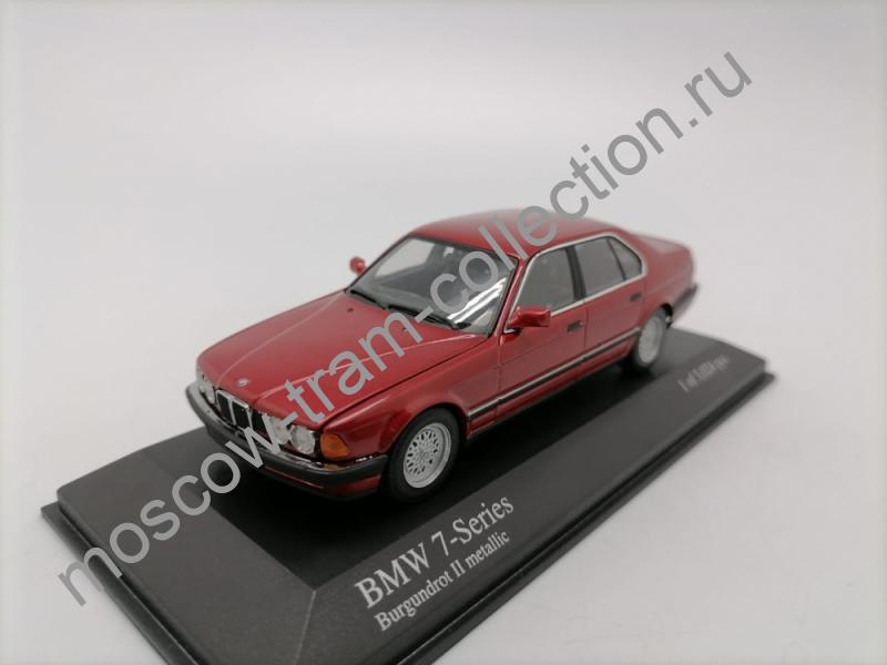 Коллекционная масштабная модель 1:43 BMW 7-Series