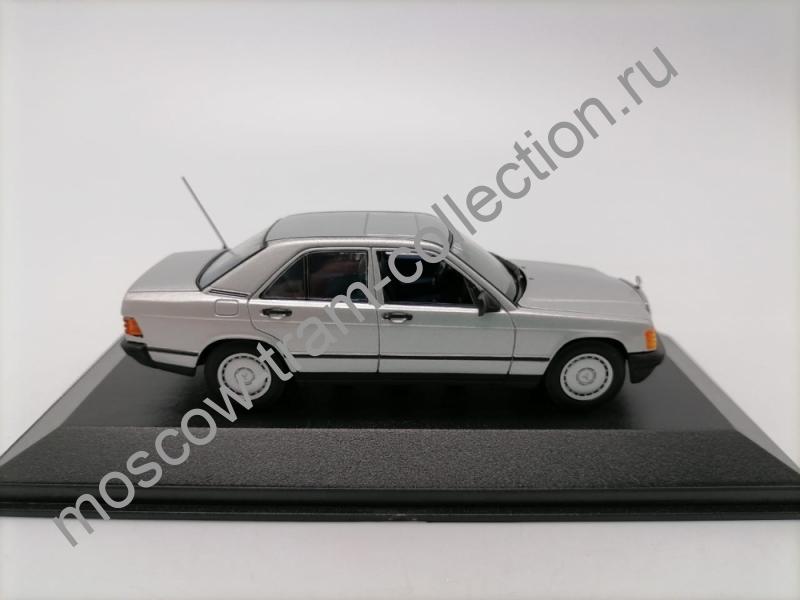 Коллекционные масштабные модели Mercedes-Benz 190 E