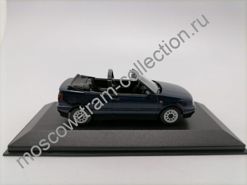 Масштабная коллекционная модель Volkswagen Golf Cabriolet