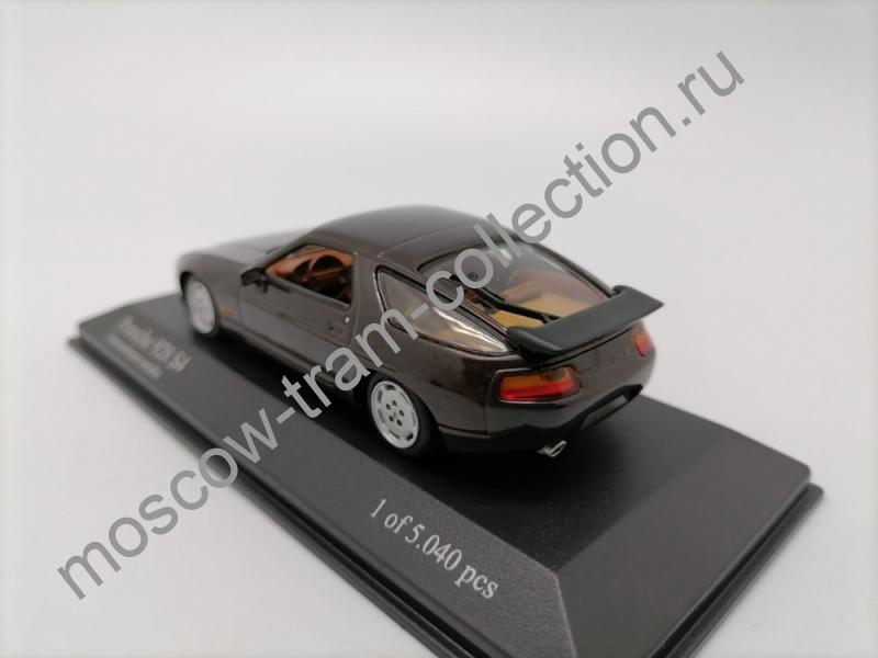Коллекционная масштабная модель 1:43 Porsche 928 S4