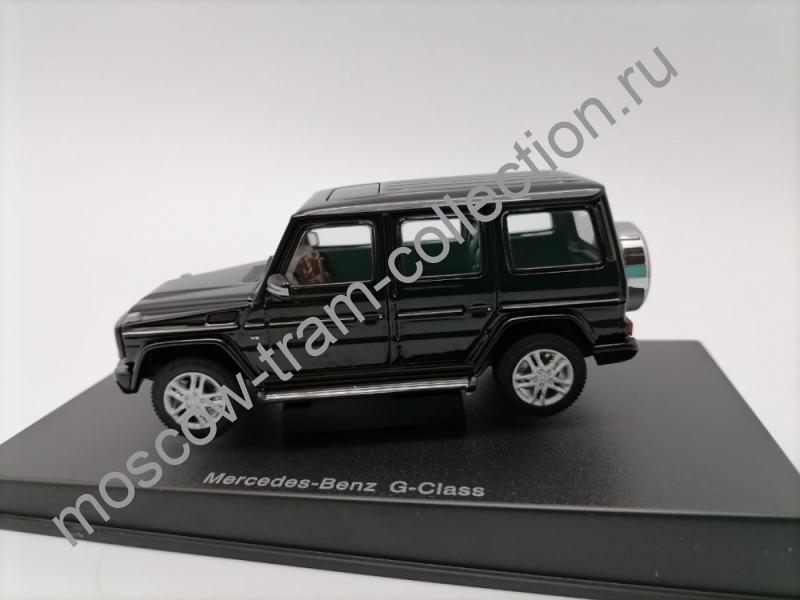 Коллекционные масштабные модели Mercedes-Benz G-Wagon LWB 80-90s
