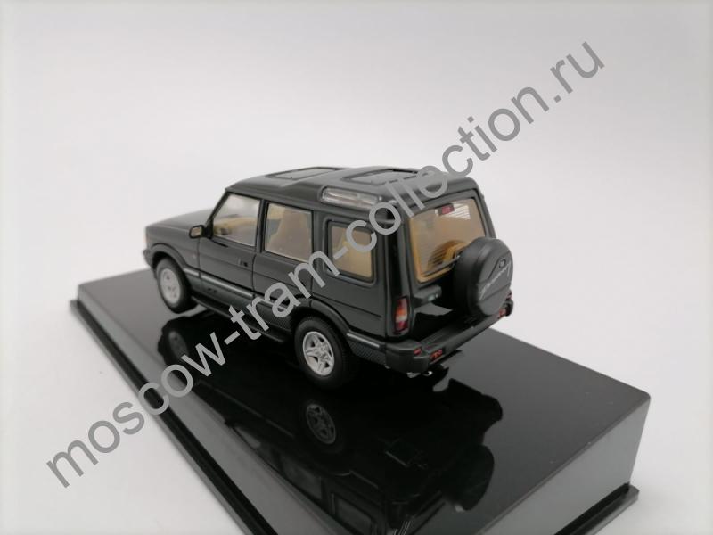 Коллекционная масштабная модель 1:43 Land Rover Discovery XS V8 '94 black