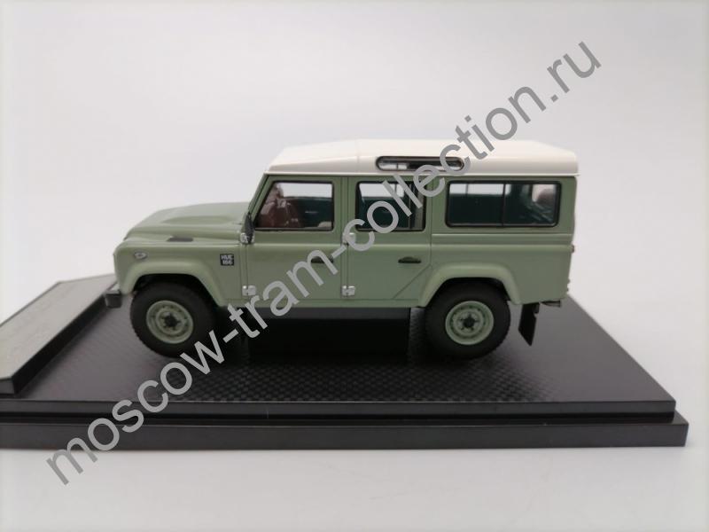Коллекционная масштабная модель 1:43 Land Rover Defender 110,Heritage Edition-2015.арт.410307