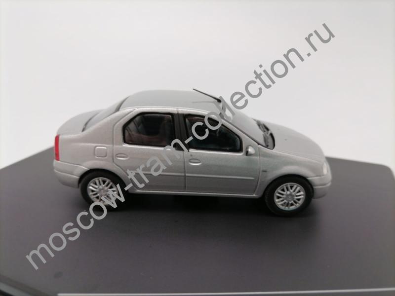 Коллекционная масштабная модель 1:43 Renault