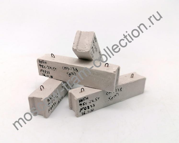 Коллекционная масштабная модель 1:43 Блок