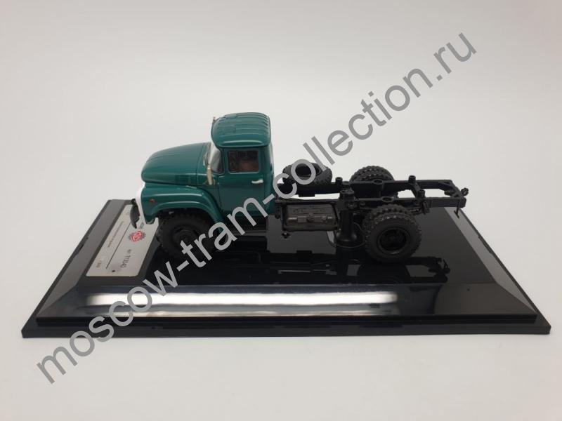Коллекционная масштабная модель 1:43 Московский автомобиль 130 шасси - 1974 г. Art. No. 113040