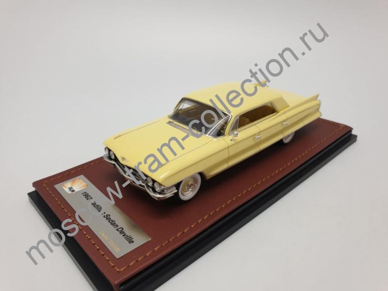 Коллекционная масштабная модель 1:43 Cadillac Sedan Deville арт. PR0170