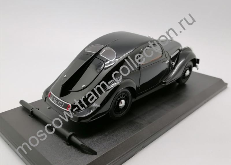 Коллекционная масштабная модель 1:43 Skoda Popular Sport-Monte Carlo.арт.100726