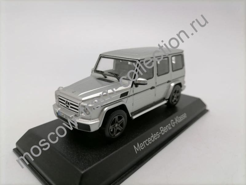 Коллекционная масштабная модель 1:43 Mercedes Benz G-Klasse.арт.473206