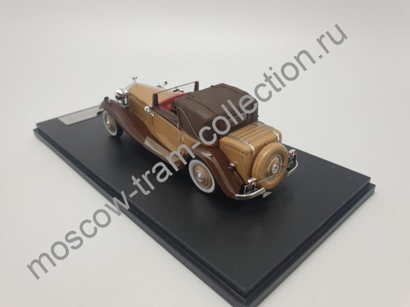 Коллекционная масштабная модель 1:43 Rolls-Royce Phantom  II Continental DNC арт.049586