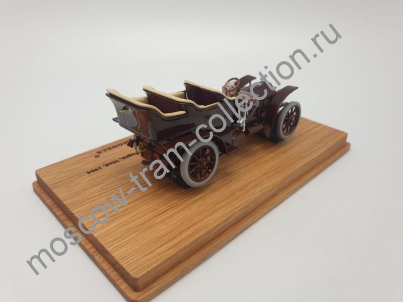 Коллекционная масштабная модель 1:43 Mercedes-Benz Simplex-Wagen,Mod.1904
