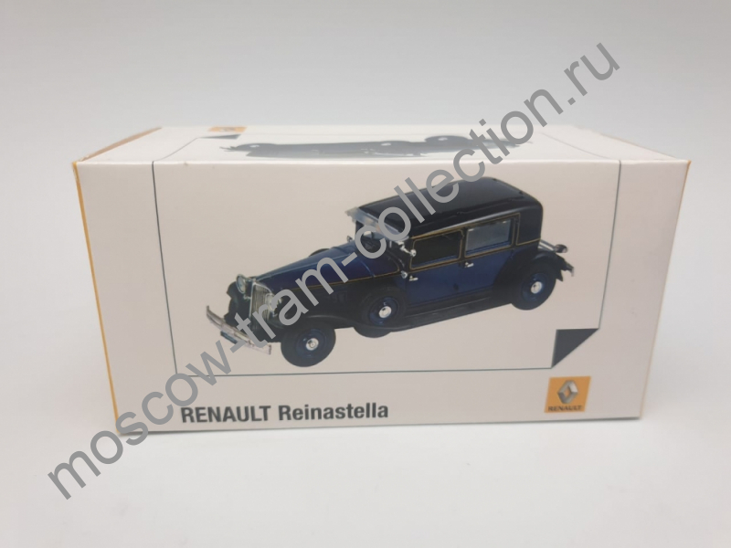 Коллекционные масштабные модели Renault Reinastella