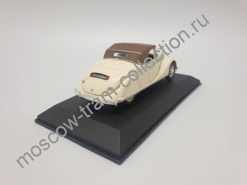 Коллекционная масштабная модель 1:43 Renault VivaGrandsport