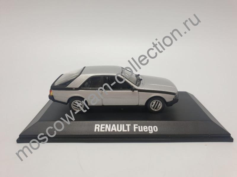Коллекционная масштабная модель 1:43 Renault Fuego, art. no 7711575931