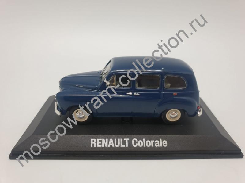 Коллекционная масштабная модель 1:43 Renault Colorale, art. no 7711575919