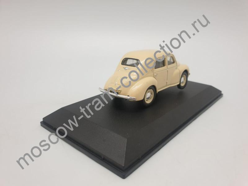 Коллекционная масштабная модель 1:43 Renault 4CV, art. no 7711575918