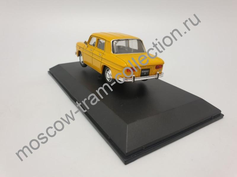 Коллекционная масштабная модель 1:43 Renault 8, art. no 7711575925