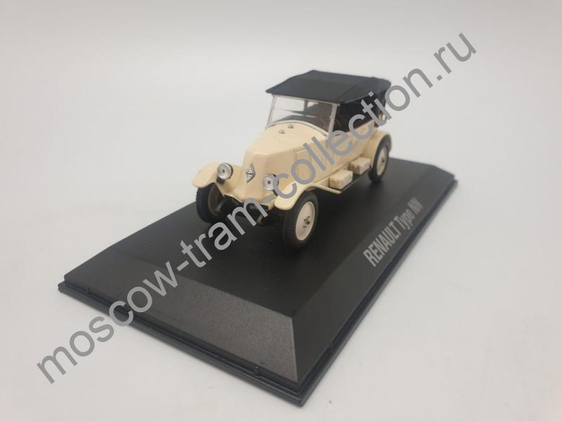 Коллекционная масштабная модель 1:43 Renault Type NN 1927, art. no 7711575944