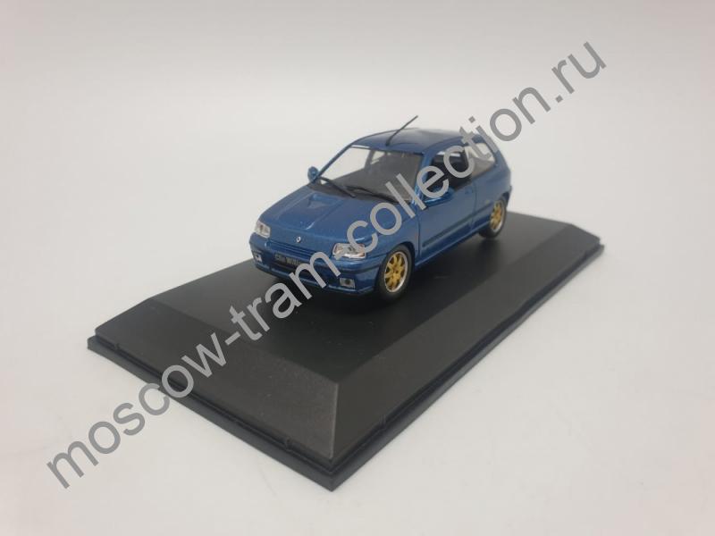 Коллекционная масштабная модель 1:43 Renault Clio Williams