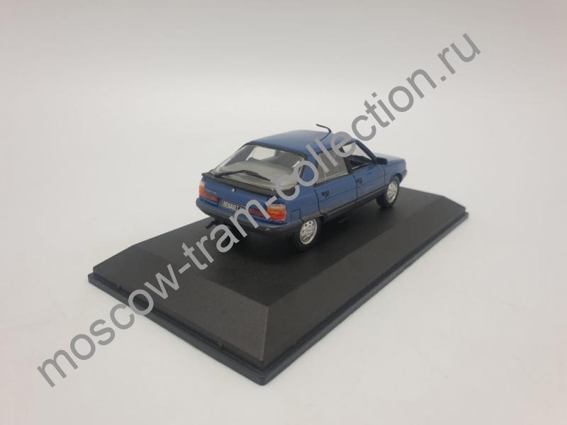 Коллекционная масштабная модель 1:43 Renault 11, art. no 7711575932