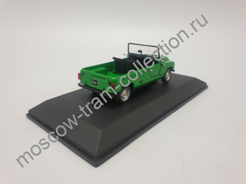 Коллекционная масштабная модель 1:43 Renault Rodeo, art. no 7711575929