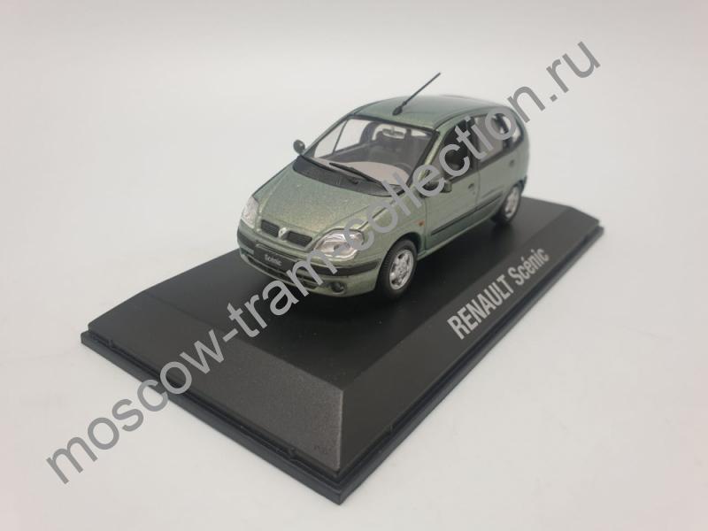 Коллекционная масштабная модель 1:43 Renault Scenic, art. no 7711575954