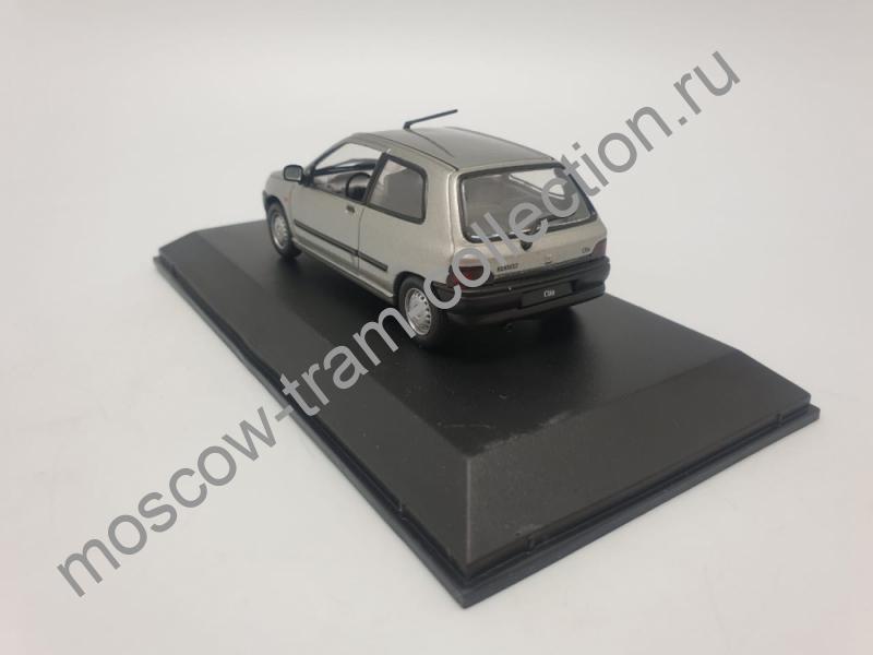 Коллекционная масштабная модель 1:43 Renault Clio, art. no 7711575952